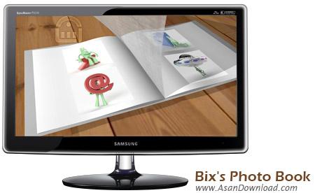 دانلود Bix's Photo Book v3.3.0 - نرم افزار ساخت آلبوم عکس سه بعدی دیجیتال