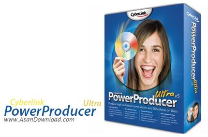 دانلود Cyberlink PowerProducer Ultra v6.0.7613.0 - طراحی آلبوم های دیجیتالی