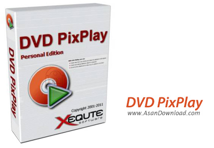 دانلود DVD PixPlay Pro v8.0.1.414 - نرم افزار ساخت اسلایدشو