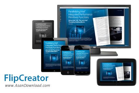 دانلود FlipCreator v4.9.8.2 - نرم افزار ساخت کتاب دیجیتالی