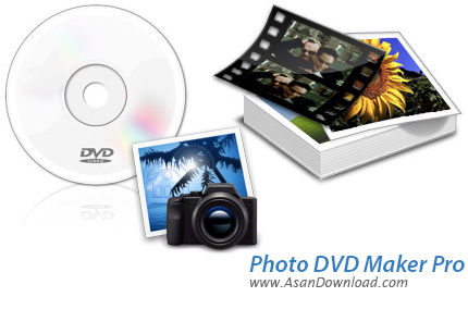 دانلود Photo DVD Maker Pro v8.33 - ساخت دی وی دی اسلایدشو