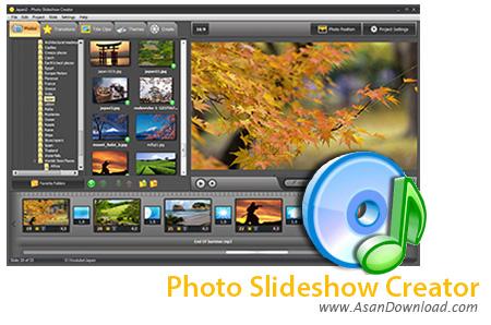 دانلود Photo Slideshow Creator v4.31 - نرم افزار ساخت اسلایدشو