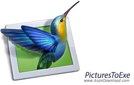 دانلود PicturesToExe Deluxe v9.0.18 - نرم افزار ساخت آلبوم های عکس با فرمت اجرایی