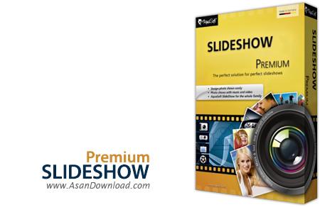 دانلود AquaSoft SlideShow Ultimate v10.5.01 - نرم افزار ساخت ویدئو و اسلایدشو از تصاویر