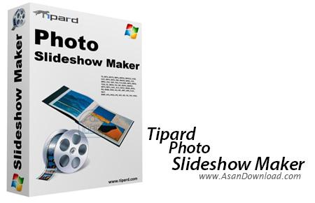 دانلود Tipard Photo Slideshow Maker v2.1.10 - نرم افزار طراحی آلبوم های دیجیتالی از تصاویر