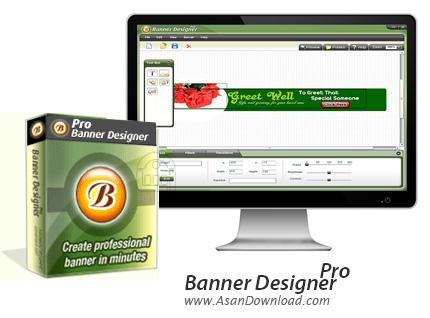 دانلود Banner Designer Pro v5.1.0 - نرم افزار طراحی بنرهای متحرک
