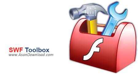 دانلود SWF Toolbox v3.5.19.275 - نرم افزار مبدل فایل های فلش به انواع فرمت های تصویری