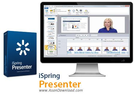 دانلود iSpring Presenter v7.0.0 - نرم افزار ساخت اسلایدشو