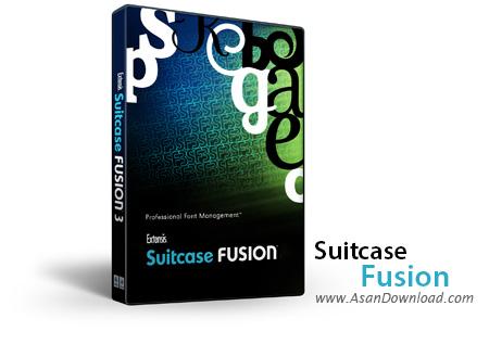 دانلود Suitcase Fusion 5 v16.2.4 - نرم افزار مدیریت حرفه ای فونت ها