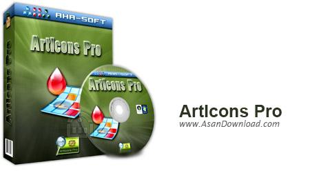 دانلود ArtIcons Pro v5.46 - نرم افزار ویرایش و طراحی آیکون