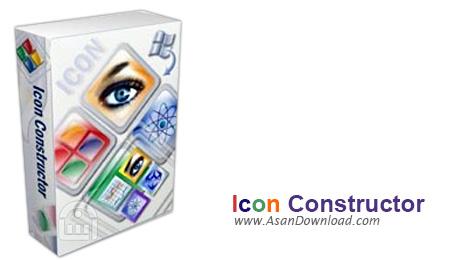 دانلود Icon Constructor v3.52 - نرم افزار طراحی و ساخت آیکون