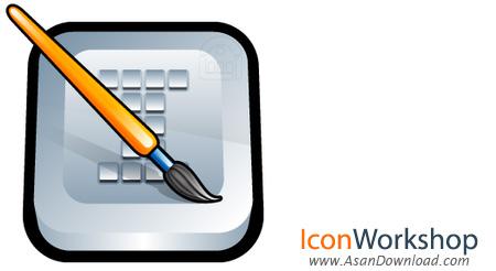 دانلود Axialis IconWorkshop Pro v6.9.1.0 - نرم افزار طراحی و ساخت آیکون