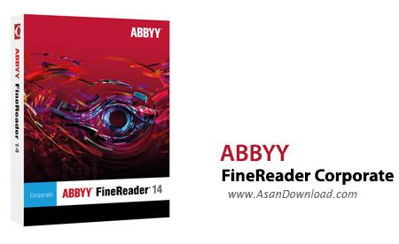 دانلود ABBYY FineReader Corporate v14.0.105.234 - نرم افزار تشخیص متن داخل تصاویر