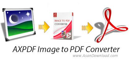 دانلود AXPDF Image to PDF Converter v2.12 - نرم افزار تبدیل عکس به پی دی اف