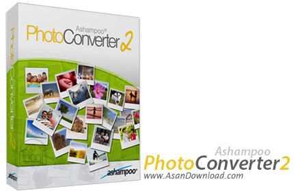 دانلود Ashampoo Photo Converter v2.0 - نرم افزار تبدیل و ویرایش عکس