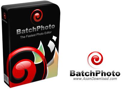 دانلود BatchPhoto Pro v4.3 - نرم افزار ویرایش و تغییرات دسته ای تصاوير