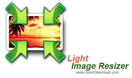 دانلود Light Image Resizer v5.1.2.0 - نرم افزار تغییر سایز و مدیریت عکس