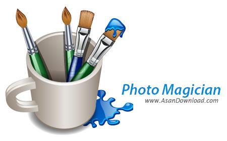 دانلود Photo Magician v2.3.7 - نرم افزار تبدیل و ویرایش عکس ها