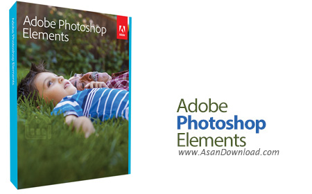 دانلود Adobe Photoshop Elements 2018 v16.0 x64 - نرم افزار فتوشاپ المنت