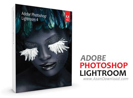 دانلود Adobe Photoshop Lightroom v6.13 + v5.0 - نرم افزار ویرایشگر دیجیتالی تصاویر و عکس ها
