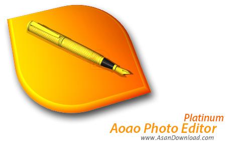 دانلود Aoao Photo Editor Platinum v3.5 - ویرایشگری ساده اما کارآمد برای تصاویر