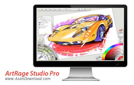 دانلود ArtRage v6.0.5 + Studio Pro v3.5.0 - نرم افزار طراحی و نقاشی