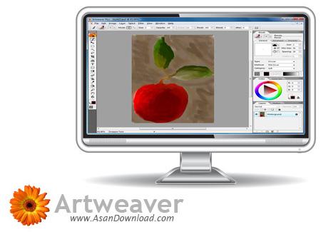 دانلود Artweaver Plus v2.0.1.534 - ویرایشگری جدید و حرفه ای برای تصاویر