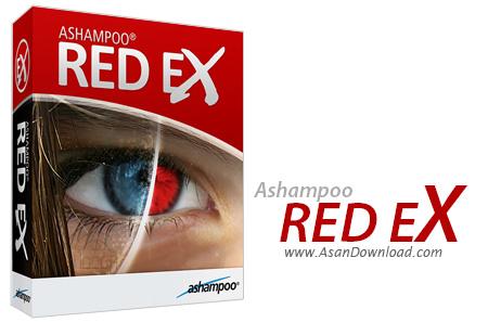 دانلود Ashampoo Red Ex v1.0.0 - نرم افزار حذف قرمزی چشم در عکس ها