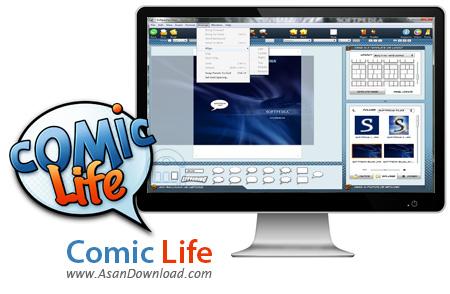 دانلود Comic Life v3.1 - نرم افزار ساخت کمیک استریپ