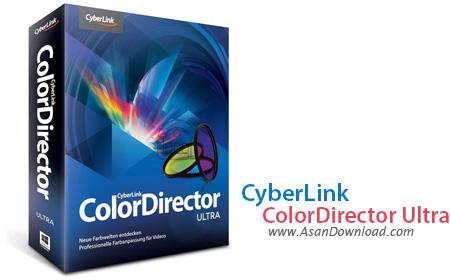 دانلود CyberLink ColorDirector Ultra v3.0.3507 - نرم افزار تصحیح رنگ ها