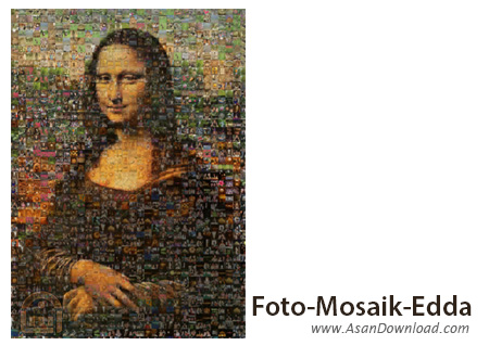 دانلود Foto-Mosaik-Edda v7.1.14338.1 - نرم افزار ساخت تصاویر موزائیکی