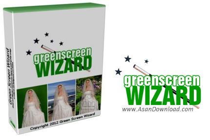 دانلود Green Screen Wizard Pro v9.7 - نرم افزار جایگزینی پرده ی سبز با تصویر دلخواه