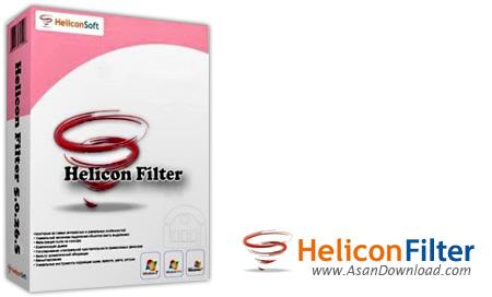 دانلود Helicon Filter v5.5.2.1 - نرم افزار ویرایش و بهبود کیفیت عکس های دیجیتال