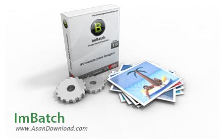 دانلود ImBatch v5.3.2 - نرم افزار ویرایش دسته ای عکس ها