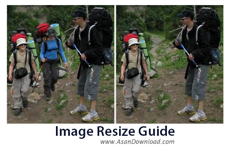 دانلود Image Resize Guide v2.2.6 - نرم افزار تغییر اندازه عکس ها