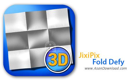 دانلود JixiPix Fold Defy v1.01 - نرم افزار ایجاد سایه روشن برای عکس ها