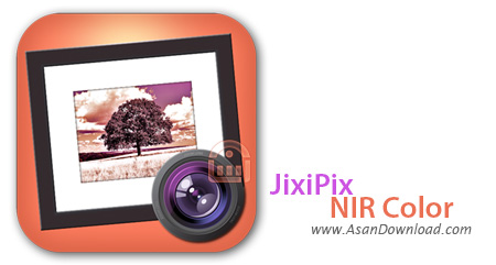 دانلود JixiPix NIR Color v1.24 - نرم افزار افکت گذاری عکس ها