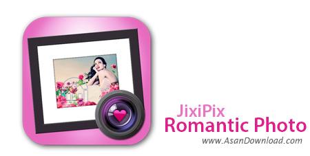 دانلود JixiPix Romantic Photo v2.4 - نرم افزار افکت گذاری عکس ها