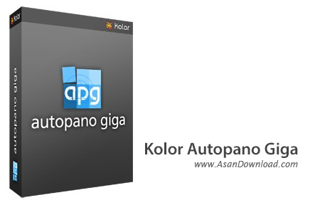 دانلود Kolor Autopano Giga v3.6.3 - نرم افزار ساخت تصاویر پانوراما