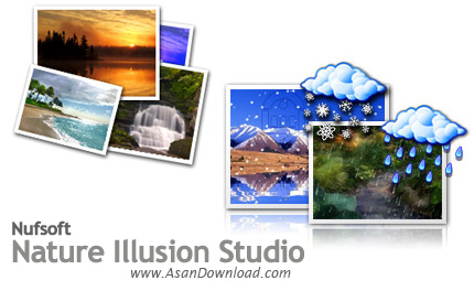 دانلود Nature Illusion Studio v3.61.3.89 - قراردادن افکت طبیعی بر روی تصاویر