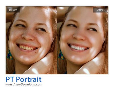 دانلود PT Portrait v2.1.3 - نرم افزار رتوش چهره
