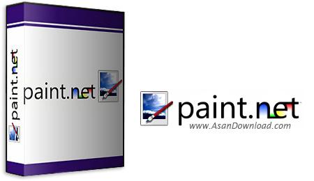 دانلود Paint.NET v4.2 - نرم افزار ویرایش تصاویر