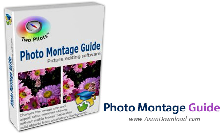 دانلود Photo Montage Guide v2.2.8 - نرم افزار مونتاژ و ویرایش تصاویر