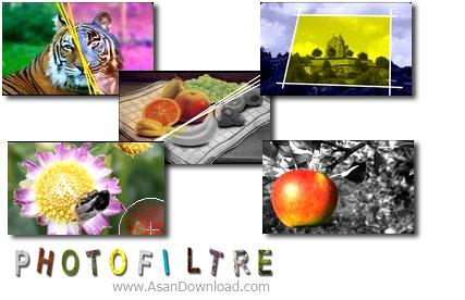 دانلود PhotoFiltre Studio X v10.12.0 - نرم افزار افکت گذاری بر روی تصاویر