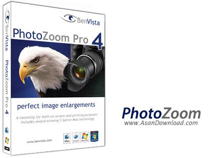 دانلود PhotoZoom Pro v8.0.4 - نرم افزار بزرگ کردن تصاویر با کمترین افت کیفیت