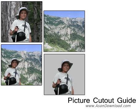دانلود Picture Cutout Guide v3.2.8 - نرم افزار جداسازی و حذف پس زمینه از تصاویر