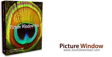 دانلود Picture Window Pro v6.0.9 - نرم افزار ویرایش عکس