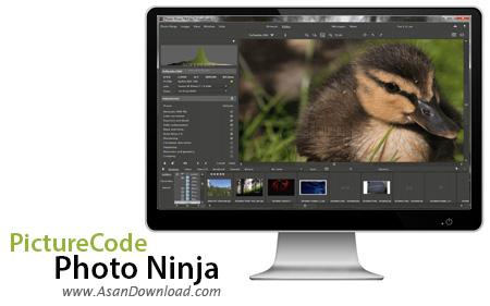 دانلود PictureCode Photo Ninja v1.3.6b - نرم افزار پردازش و بهینه سازی تصاویر RAW
