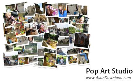 دانلود Pop Art Studio v7.0 - نرم افزار افکت گذاری برروی تصاویر