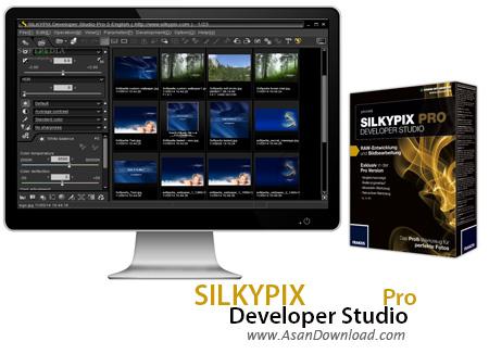 دانلود SILKYPIX Developer Studio Pro v6.0.19.0 - نرم افزار ویرایش و تبدیل تصاویر با بهترین کیفیت